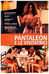copertina film Pantaleon+e+le+visitatrici 1999