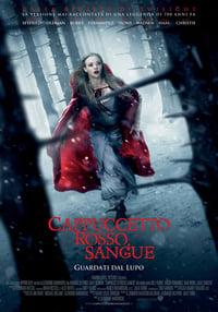 copertina film Cappuccetto+rosso+sangue 2011