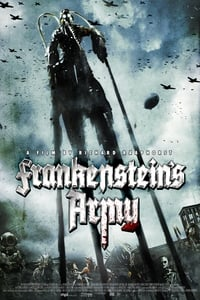 copertina film Frankenstein%27s+Army 2013