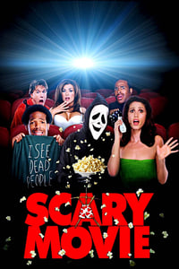 copertina film Scary+Movie 2000