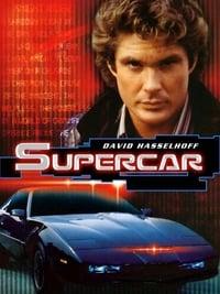 copertina serie tv Supercar 1982