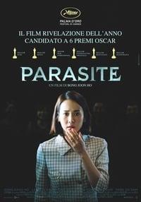 copertina film Parasite 2019