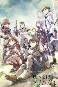 copertina serie tv Hai+to+Gensou+no+Grimgar 2016
