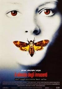 copertina film Il+silenzio+degli+innocenti 1991