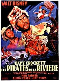 Davy Crockett et les pirates de la rivière (1956)