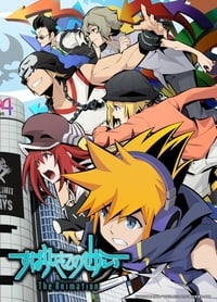 The World Ends with You the Animation (2021)