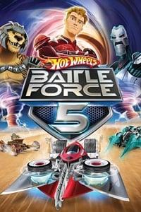 Hot Wheels Battle Force 5 (2009)