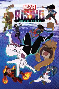 Marvel Rising: Chasing Ghosts (2019)