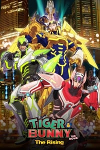 Tiger & Bunny The Movie -The Rising- (2014)