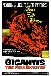 Gigantis the Fire Monster (1959)