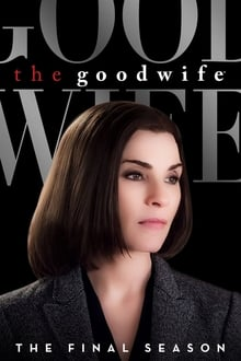 Geroji žmona 7 Sezonas / The Good Wife Season 7 (2018)