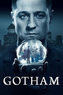 Gotham 3ª Temporada Completa 720p / 1080p – Dublado Torrent Download 2017