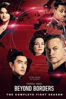 Nusikalstami protai: kitapus sienų 1 Sezonas