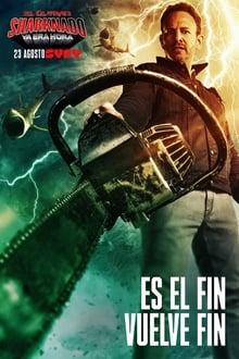 El último Sharknado: Ya era hora (2018)
