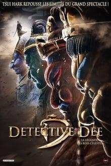 Détective Dee 3 : La légende des Rois Célestes