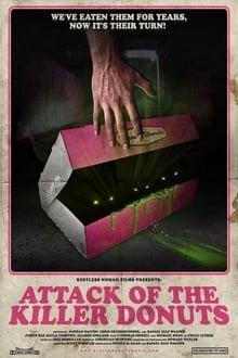 El ataque de los donuts asesinos (2016)