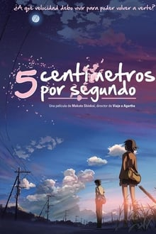 5 centímetros por segundo (2007)