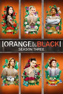 Oranžinė - tai nauja juoda 3 Sezonas