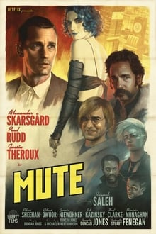 Mudo (Mute) (2018)
