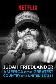 Judah Friedlander: America is the Greatest Country (2017)
