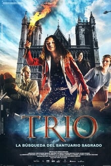TRIO – The Hunt for the Holy Shrine (2017)