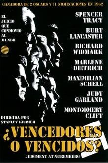 El juicio de Nuremberg  (1961)