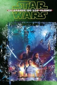 Star Wars: episodio 2 el ataque de los clones (2002)