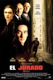 El jurado (Runaway Jury) (2003)