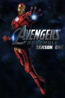 Avengers Assemble (TV Series 2013) Season 1