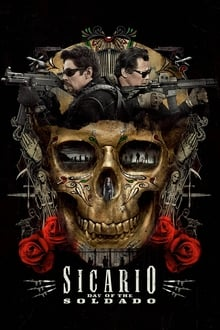 Sicario 2: Kartelių karai / Sicario: Day Of The Soldado (2018)