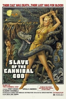 Slave of the Cannibal God / The Mountain of the Cannibal God