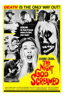 La noche que Dios gritó (1971)