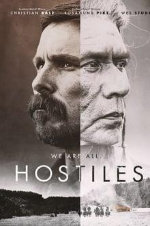 Hostiles: violencia americana (2017)