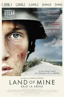 Bajo la arena (Land of Mine) ()