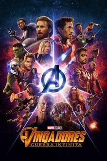 Baixar Vingadores: Guerra Infinita (2018) Dublado via Torrent