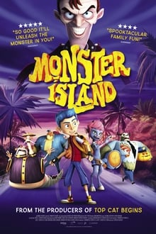 La isla de los monstruos (2016)