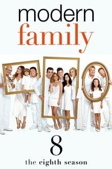 Moderni šeima 8 Sezonas