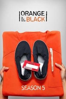 Oranžinė - tai nauja juoda 5 Sezonas
