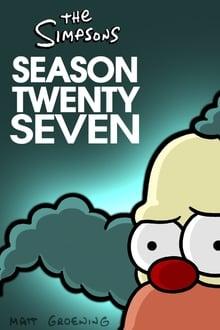 Simpsonai 27 Sezonas