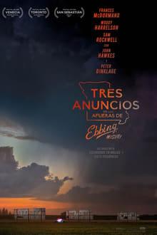 Tres Anuncios por un crimen (2017)