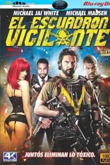 La venganza de los vigilantes (2016)