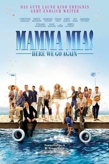 Mamma Mia: Una y otra vez (2018