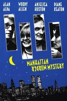 Paslaptinga žmogžudystė Manhetene online