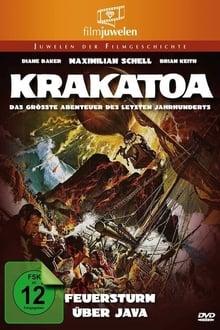 Krakatoa, al este de Java (1969)