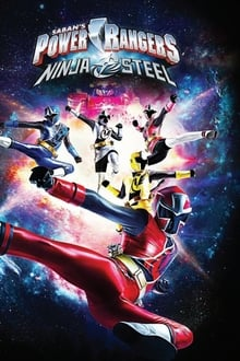 Power Rangers Ninja Steel Season 24