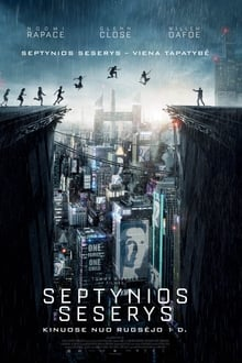 Septynios seserys / Seven Sisters  / What Happened to Monday