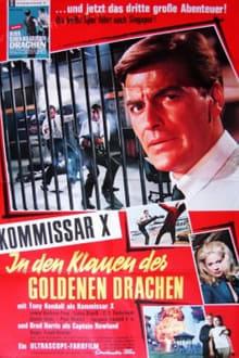 Comisario X: Las Garras del Dragón Rojo (1966)