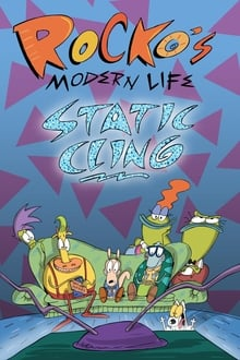 Movie Rocko's Modern Life: Static Cling (2019)