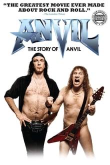 Anvil, el sueño de una banda de rock (2008)