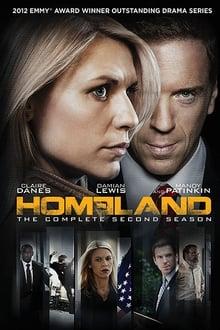 Homeland Saison 2